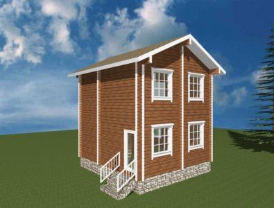 Дом 69-34 / Цена: 757680р