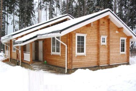 Дома из клееного бруса от 150 кв.м. до 250 кв.м.