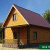 Проект 8 дом из бруса