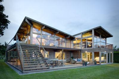 Купить дом из бруса