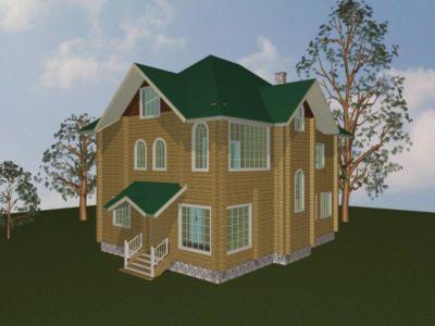 Дом 250-150